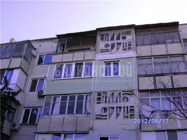 Балкон под ключ. Генерала Лебедя, 24