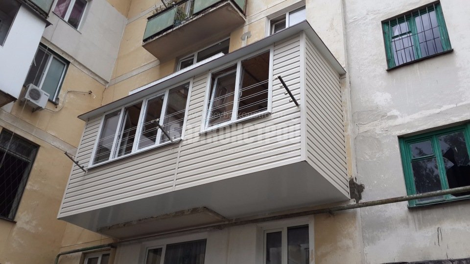 Балкон под ключ. Истомина, 29
