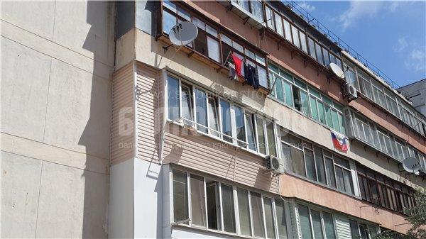 Балкон под ключ. Геловани, 7