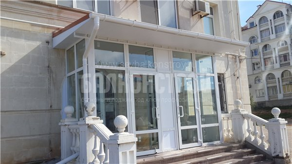 Крыльцо ул. Сталинграда 63