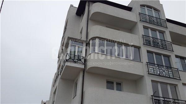 Балкон под ключ. Парковая 16