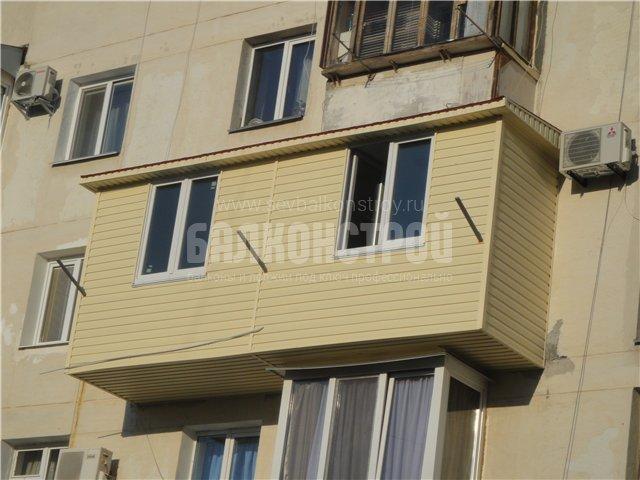 Балкон под ключ. Сталинграда 21